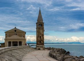 Caorle Church of Madonna dell Angelo web