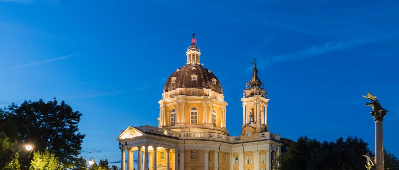 Turin Wallfahrtskirche Superga iStock 507725253